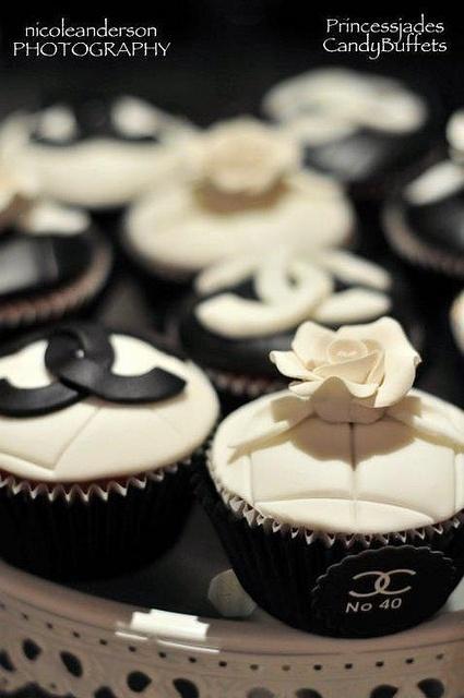 Wedding - Themed Wedding - Chanel