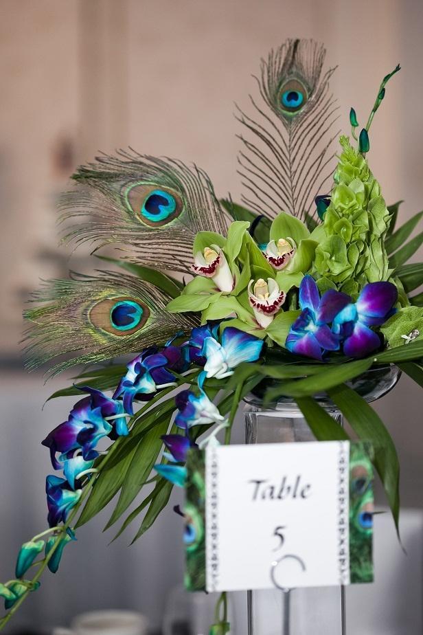 Boda - Themed Wedding - Peacock