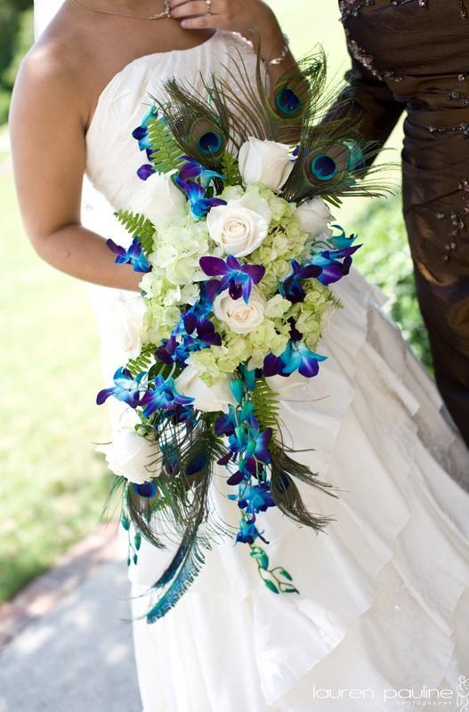 Wedding - Themed Wedding - Peacock