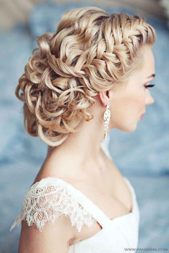Wedding Hairstyles - Wedding Hair Ideas #1990424 - Weddbook