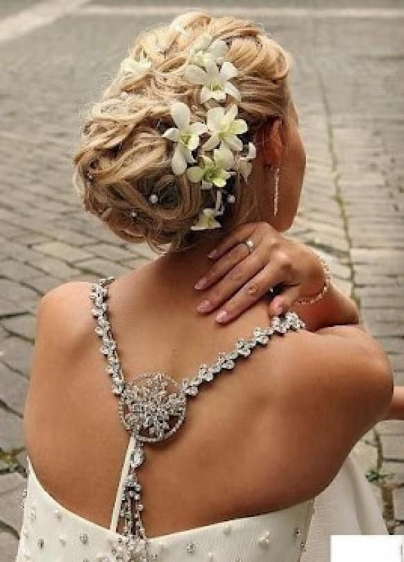 Wedding Hairstyles - Wedding Hair Ideas #1990435 - Weddbook