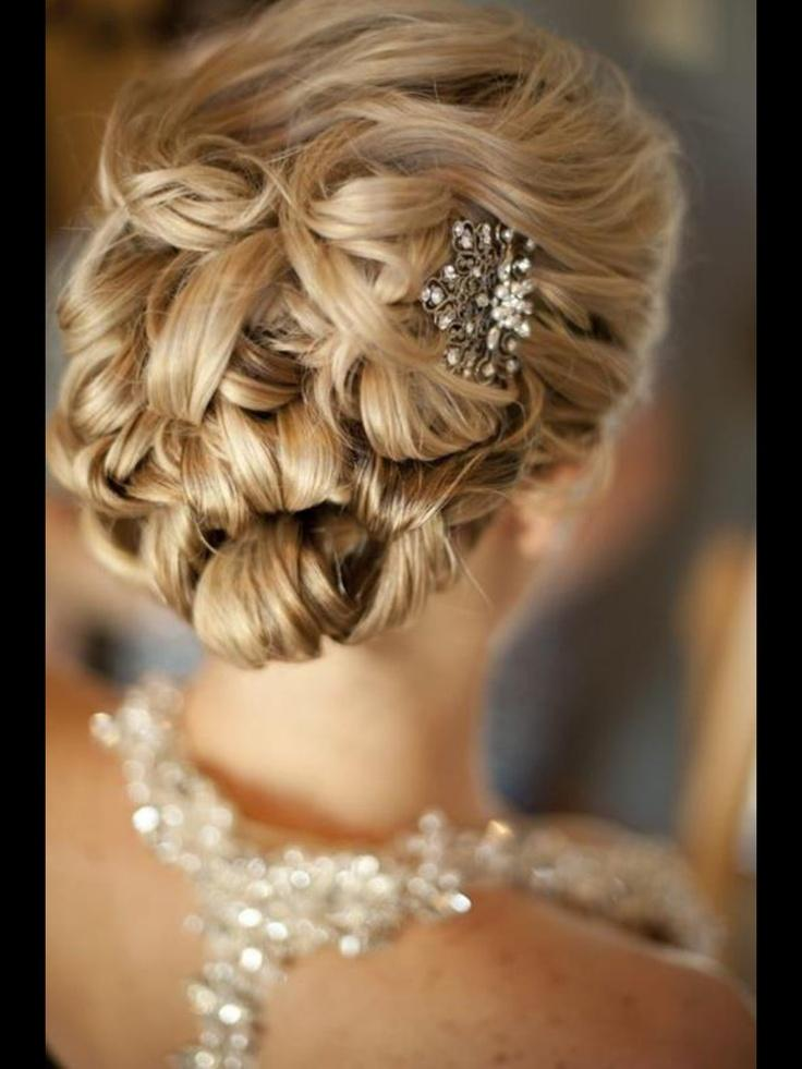 Wedding Hairstyles - Wedding Hair Ideas #1990454 - Weddbook