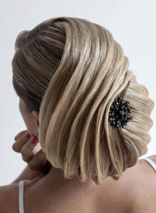 Wedding hair designs for girls