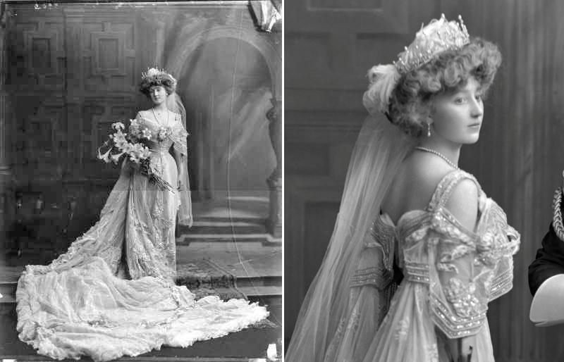 Wedding - Chic Vintage Bride - Lady Crofton