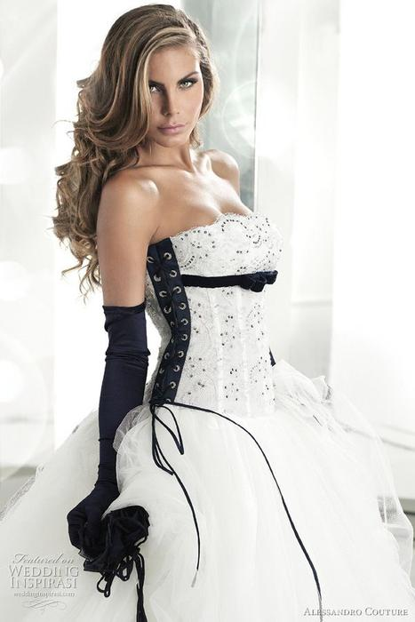 Wedding - Corset dress