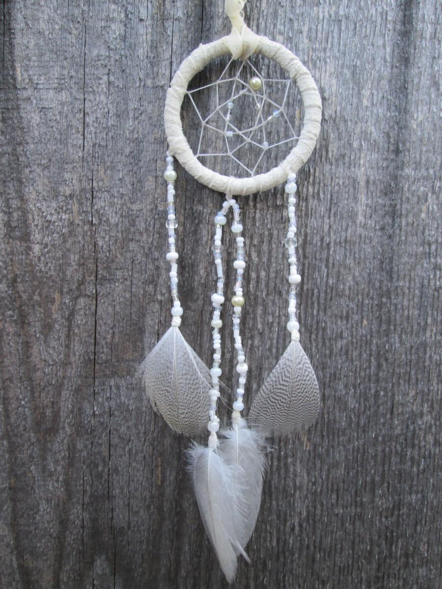 Custom Handmade Dream Catcher Wedding Favors 1996685