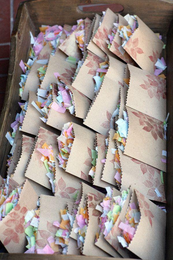 Hochzeit - Confetti Love