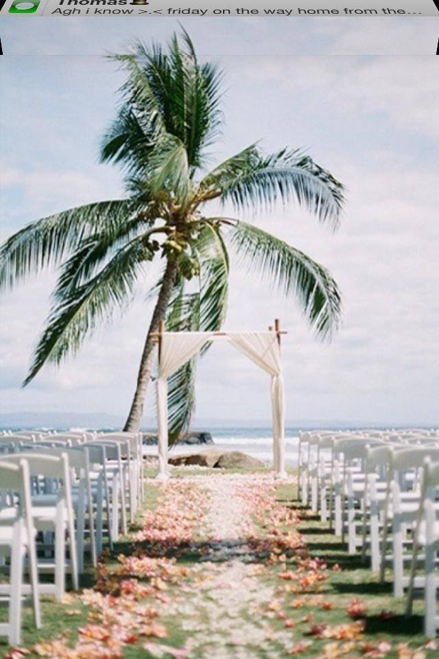 Wedding - Beach Wedding Inspiration