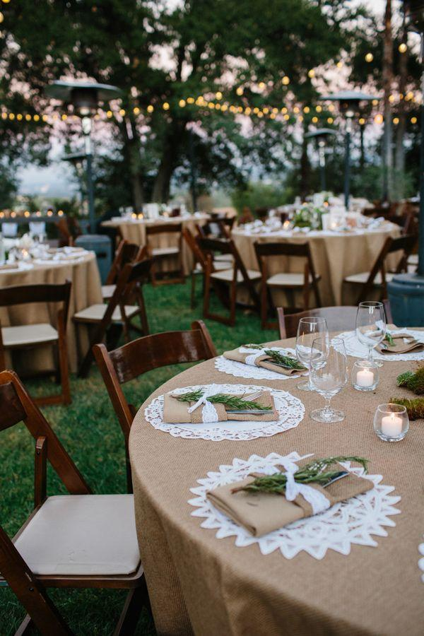 Wedding - Rustic Inspiration