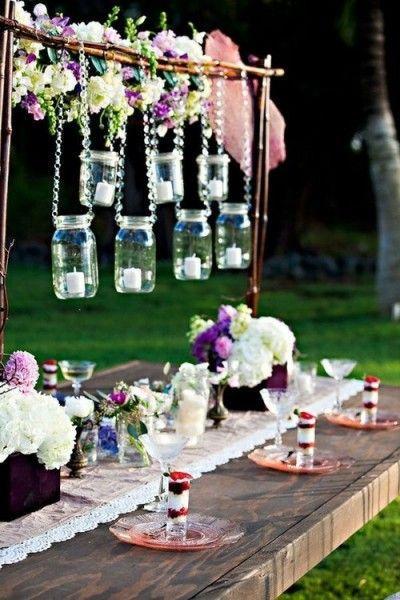 Hochzeit - Ceremony Decor