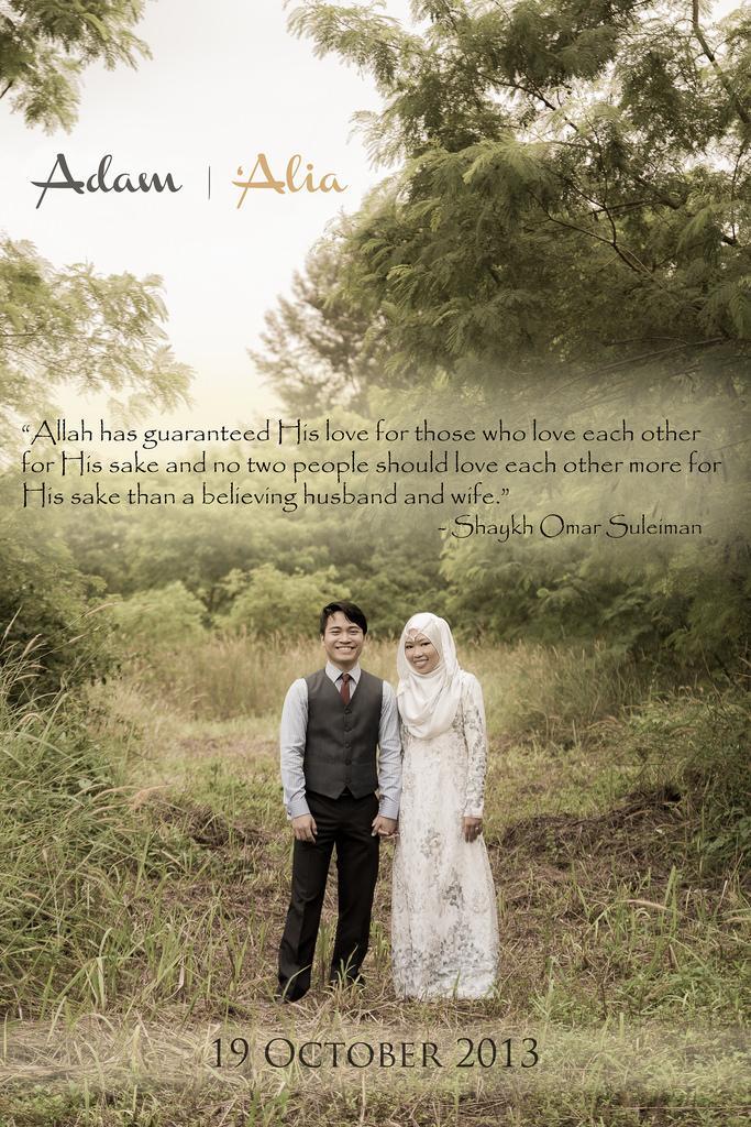 Wedding - Adam