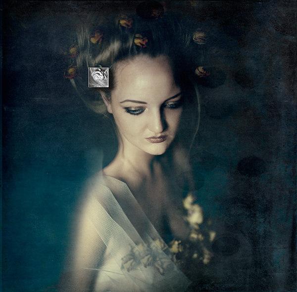 Wedding - Blue Lady