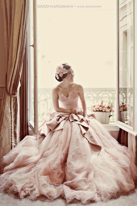 Hochzeit - Blush