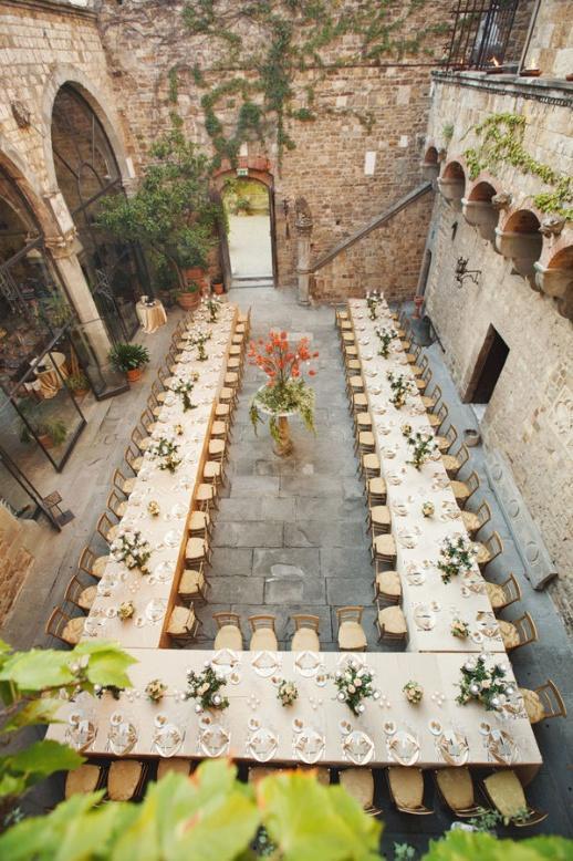 Wedding - Take A Seat