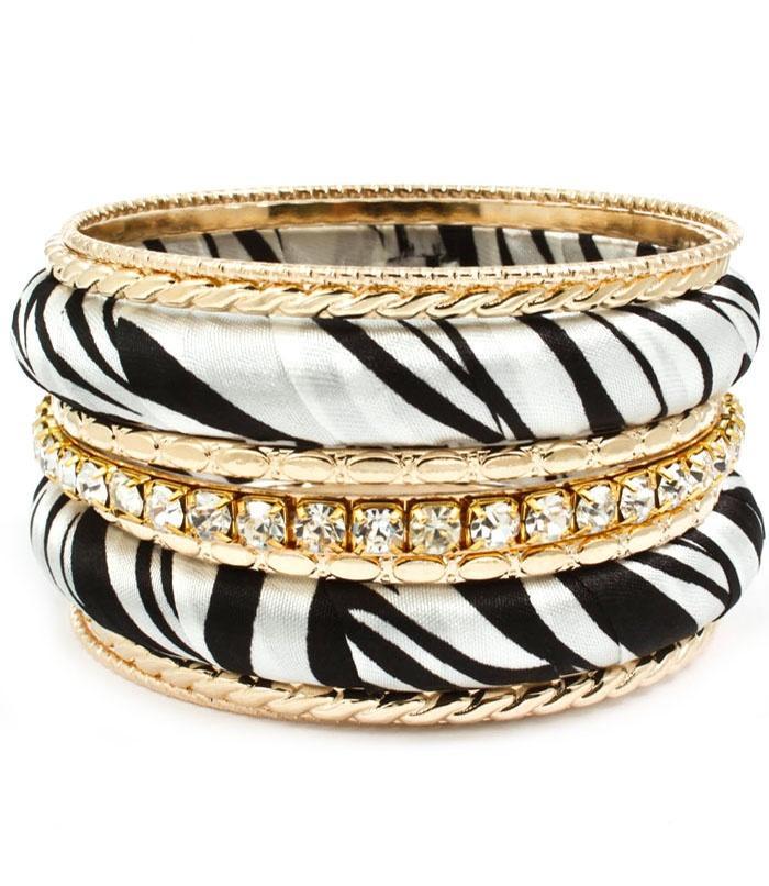 Wedding - Black & White Stripes