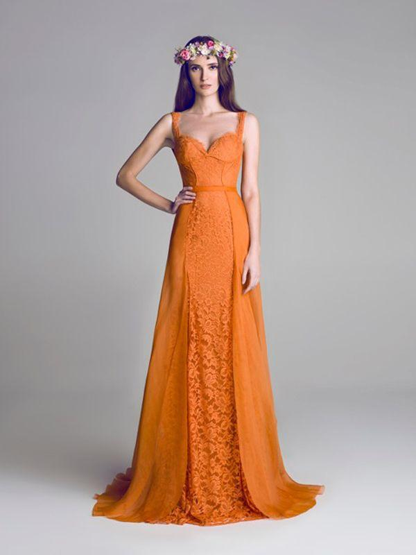 Wedding - Orange Blossom