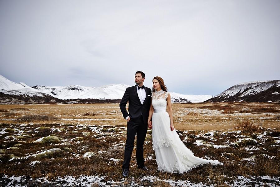 Свадьба - Kristín & Ernes