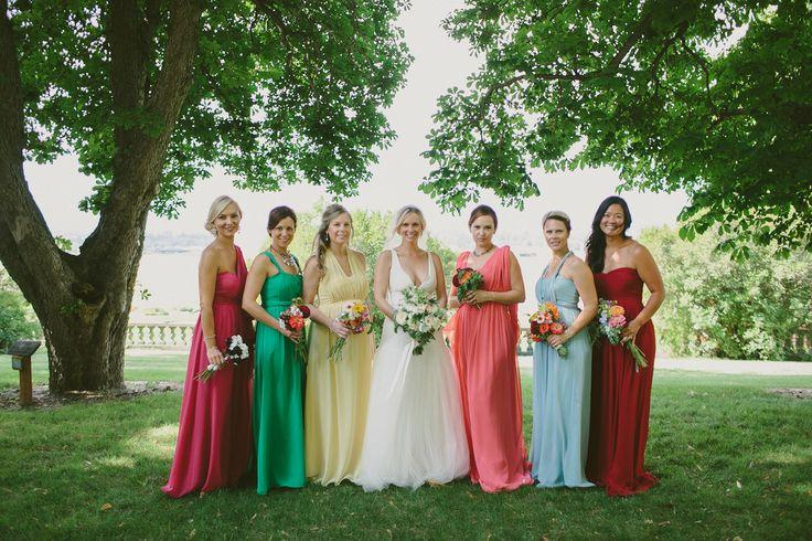 Wedding - Every Colour Of The Rainbow