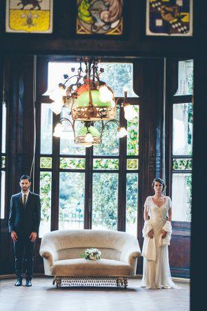 Wedding - Modern Deco