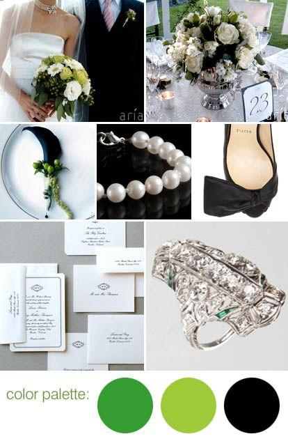 زفاف - Wedding Color Ideas & Inspiration Boards