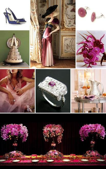 Hochzeit - Wedding Color Ideas & Inspiration Boards