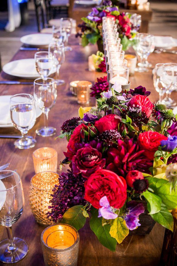 Wedding - Centerpieces & Table Decor