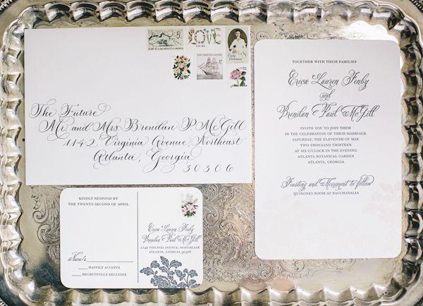 Hochzeit - Invitations & Pretty Paper