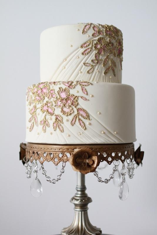 Mariage - Wedding Cakes - Yum!