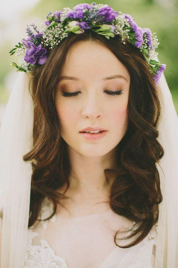 Model Best Wedding Hair And Makeup Looks For Fall 2016  TheFashionSpot