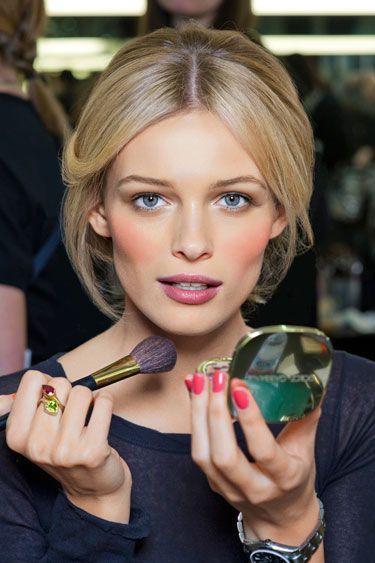 زفاف - Hair & Makeup Inspiration - By Guest Pinner Kacee Geoffroy