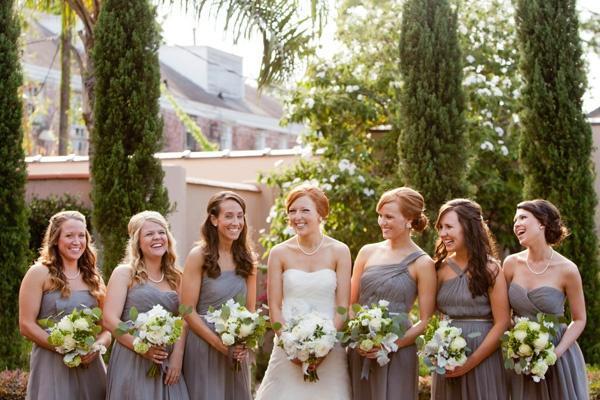 Wedding - Gray Wedding Details & Decor