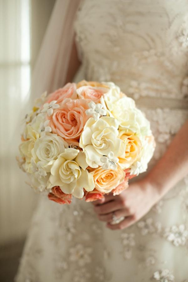 Wedding - Coral And Peach Wedding Details