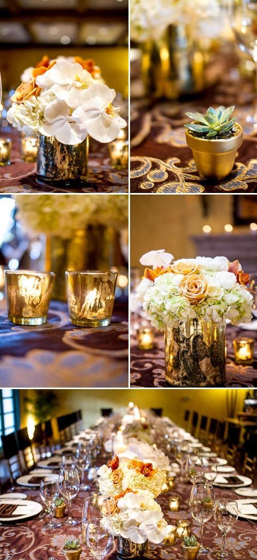 Hochzeit - Coral And Peach Wedding Details