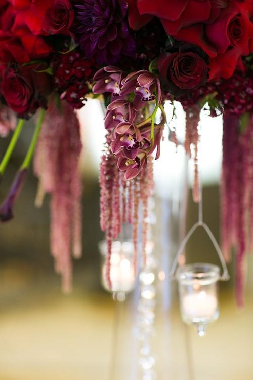 Mariage - Purple Wedding Details & Decor