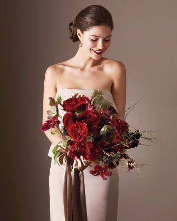 Hochzeit - Red Wedding Details & Decor