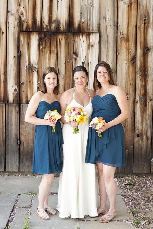 Hochzeit - Blue Wedding Details & Decor