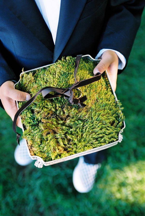 Свадьба - Enchanted Woodland Wedding Inspiration