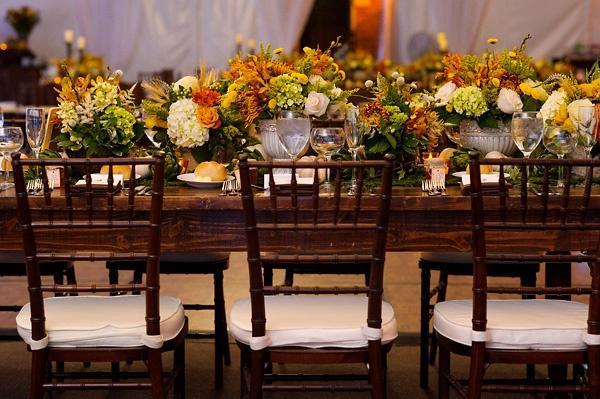 Hochzeit - Fall Wedding Inspiration