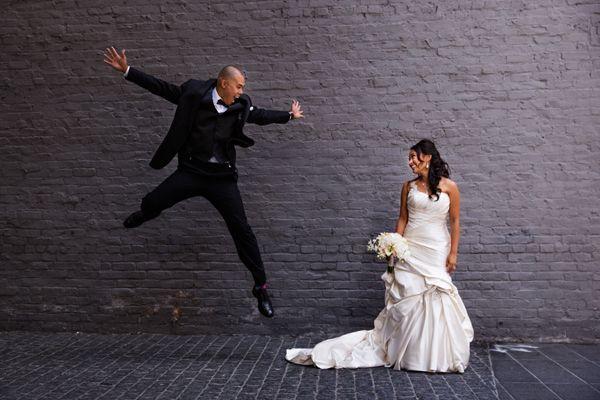 Wedding - Couple Portraits