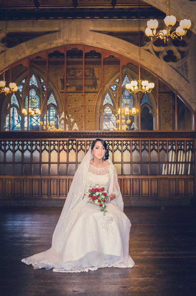 Hochzeit - Wedding At Rochdale Town Hall by Marcin Kaminski