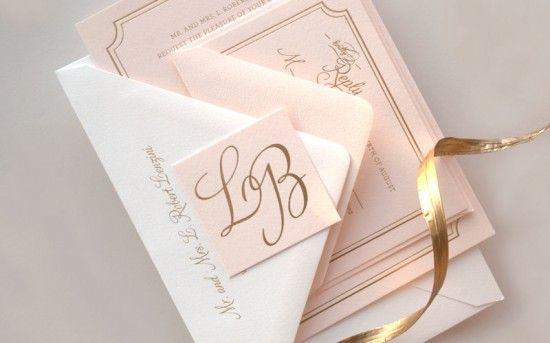 Boda - Pale Pink Wedding