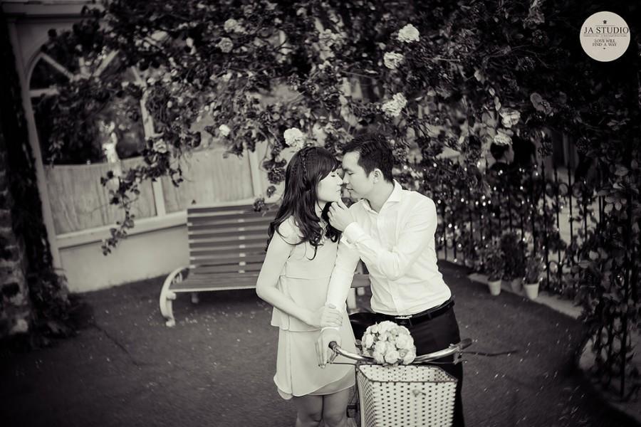 Wedding - Ảnh Cưới Đẹp Hà Nội - M's Town ( Ja Studio - 11E Thụy Khuê )