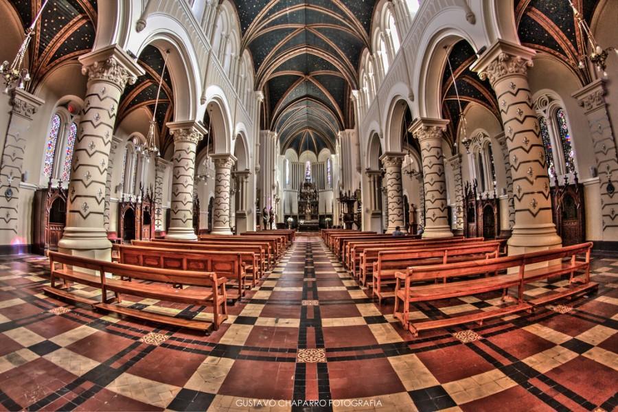Mariage - Iglesia Sscc Valparaíso
