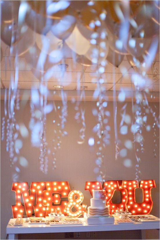 Wedding - Twinkle Lights & Sparkly Weddings