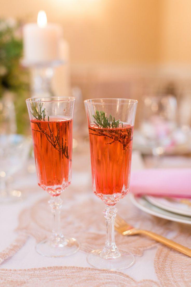 Hochzeit - Orange Blossom