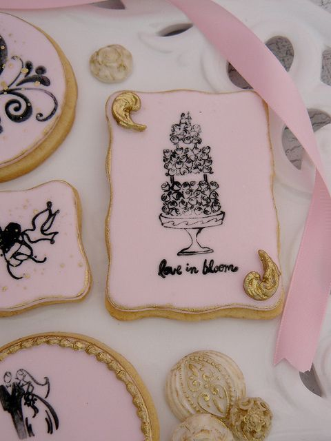 Mariage - Pink And Black Wedding