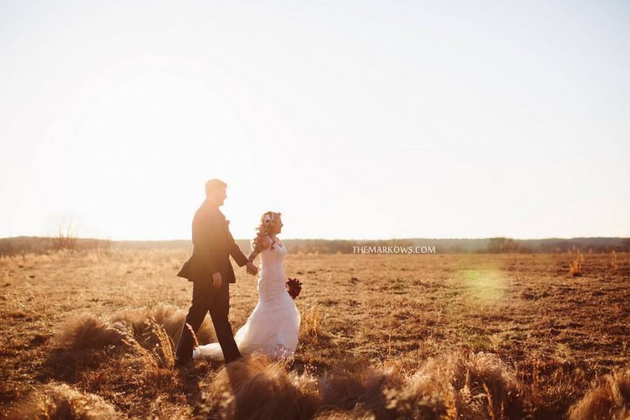 Свадьба - Mandy And Chris