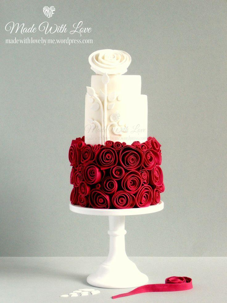 Wedding Cakes - Cake Art #2005674 - Weddbook