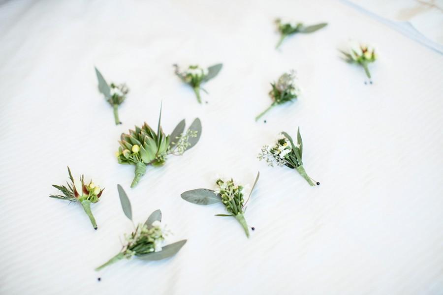 Свадьба - Wedding-Bouttoniers
