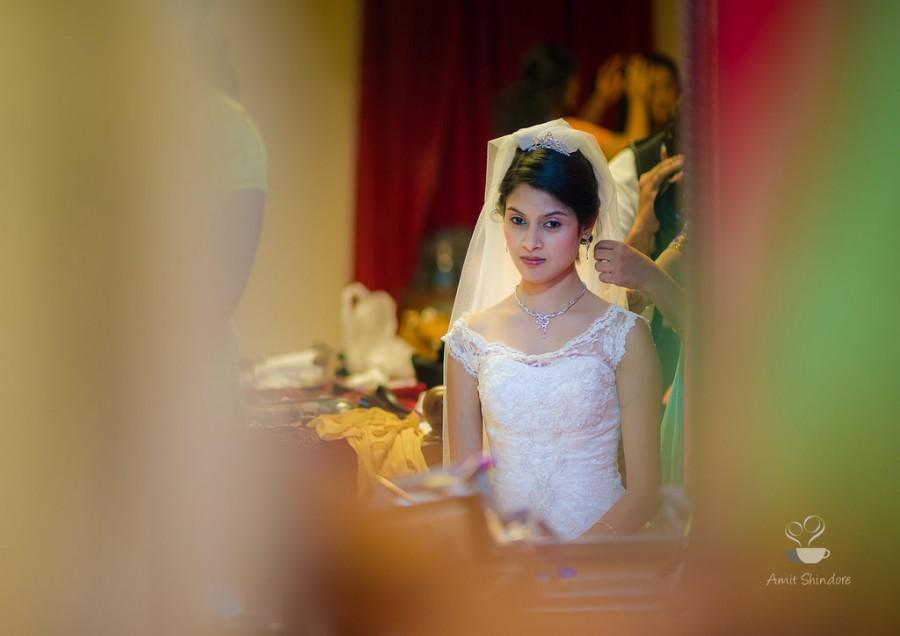 Hochzeit - My First Christian Wedding